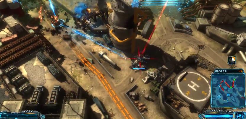x-morph defense gameplay