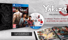 Yakuza 6: The Song of Life, un nuovissimo video trailer e tantissimi minigame da scoprire