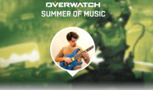 Overwatch: Summer of Music, la performance dell'italiano Davidlap