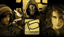 505 Games celebra il 15° anniversario con tantissimi sconti e video celebrativi