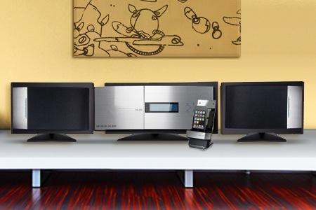 Steel wall nx-7787 stereo