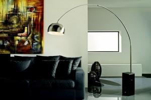 lampada ad arco