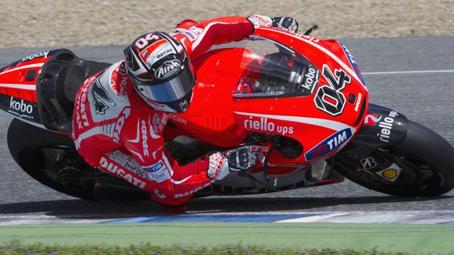 Dovizioso con il terzo tempo alle prove libere 3 del MotoGP Mugello_Italia 2014