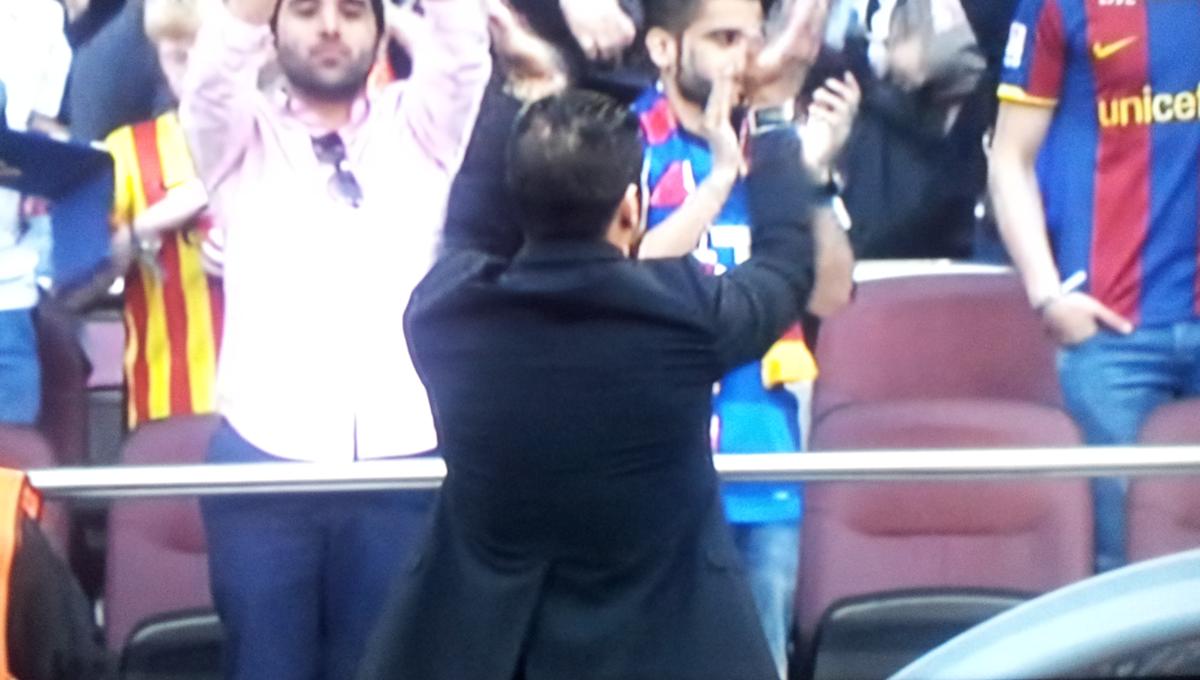 Simeone in trionfo con il suo Atletico