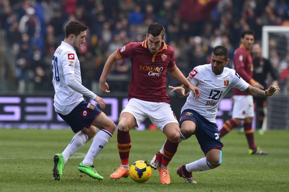 genoa roma ultima giornata serie a diretta video gol highlights