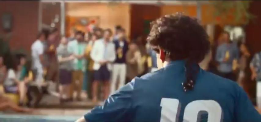 Roby Baggio sbaglia il rigore è lo sfotto brasiliano di uno spot su una birra video youtube