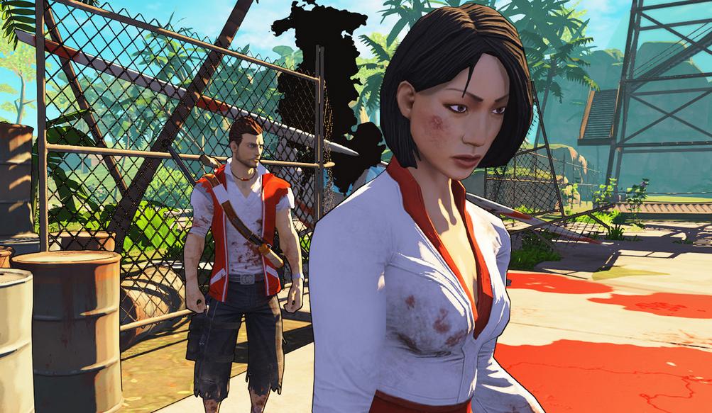 Escape dead island 1