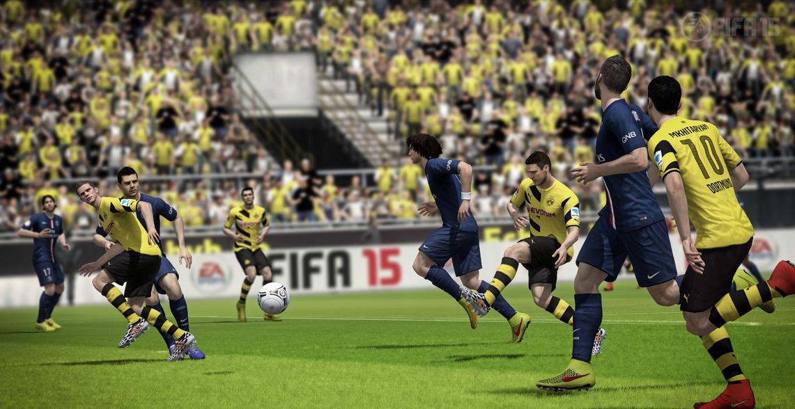 fifa 15 uscita caratteristiche grafiche squadre stadi xbox e play station