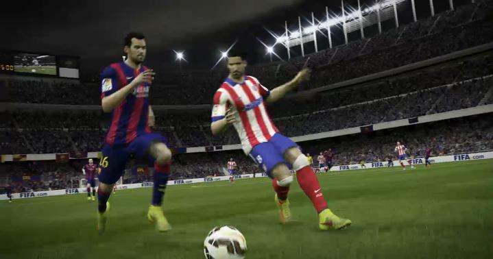 FIFA 15 SCREEN