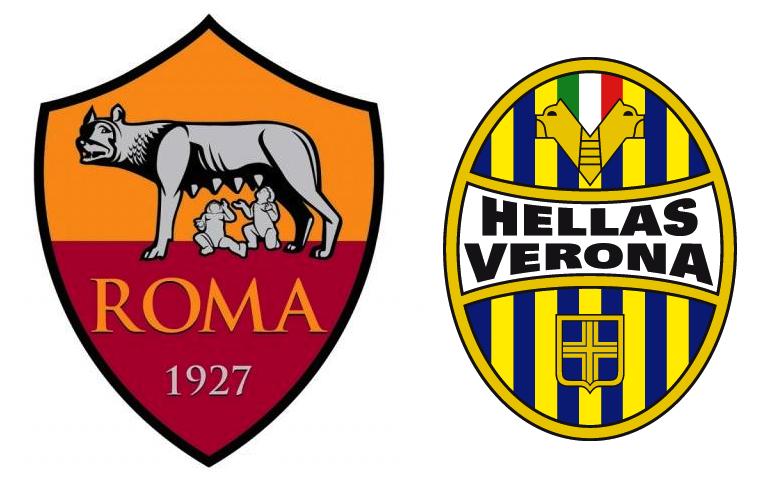 Roma-Verona Hellas diretta tv streaming live gratis video highlights diretta gol sintesi