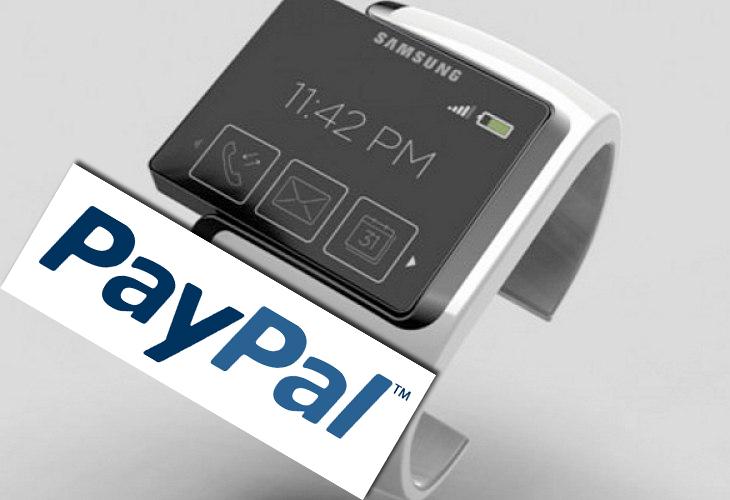 Samsung-Smart-Watch-per-micropagamenti-con-pay-pal-contro-apple-watch-e-apple-pay