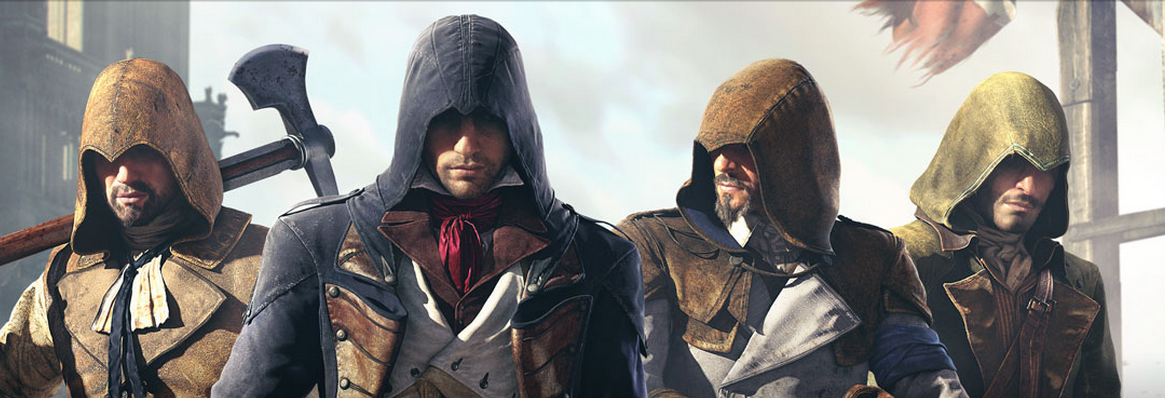 assassins creed unity per ps 4 xbox one pc nuovo video trailer caratteristiche novita