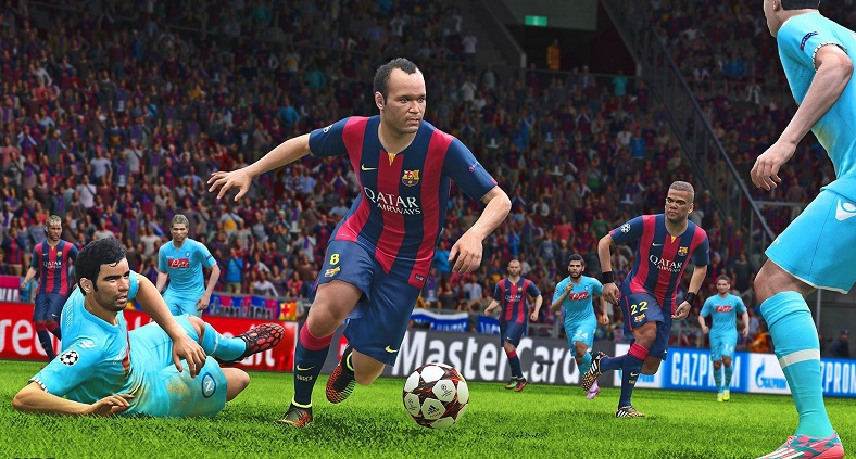 demo pes 2015 per ps4 ps3 xbox 360 xbox one