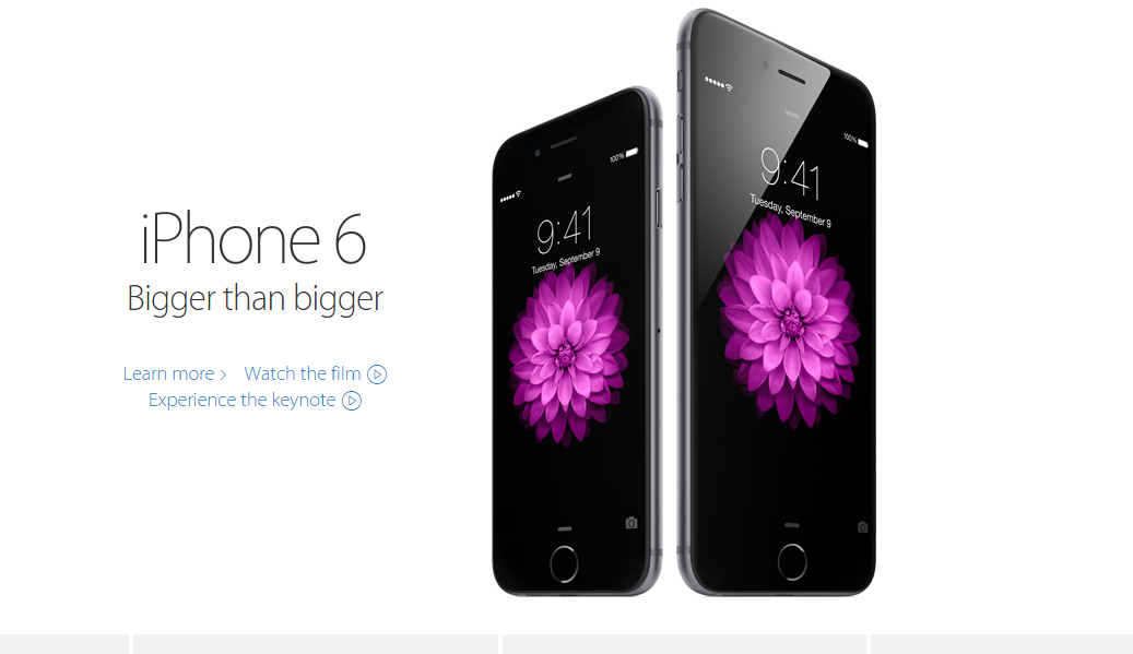 differenze e miglioramenti iphone 6 iphone 6 plus rispetto a iphone 5s 5c 4s