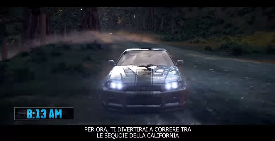 the crew in uscita per ps4 xbox one e pc video trailer caratteristiche novita