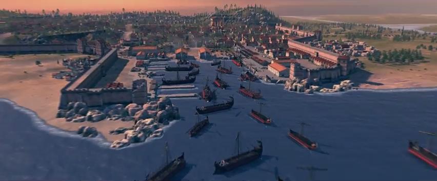 total war rome 2 emperor edition augusto imperatore campagna battaglia navale