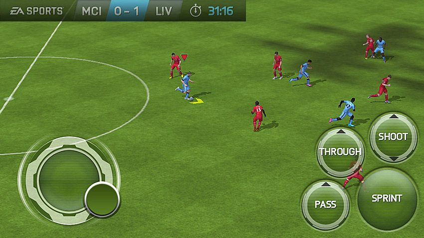 fifa 15 ultimate team per mobile apple android windows phone