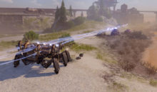 "I giocatori di Crossout si impegnano in battaglie per la ""Clean Island"""