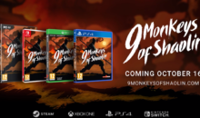 9 Monkeys of Shaolin ora disponibile per PS4, Xbox, Switch e PC