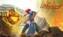 """Un viaggio pieno di azione in """"Alchemist Adventure"""": In arrivo in autunno per Switch, Console e PC"""