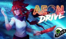Aeon Drive, la nostra recensione su console PlayStation
