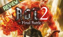 Attack on Titan 2: Final Battle, la recensione PS4