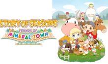 STORY OF SEASONS: Friends of Mineral Town, il remake Game Boy Advance da adesso su Switch