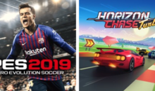 PS Plus di luglio: in arrivo Pro Evolution Soccer 2019 e Horizon Chase Turbo