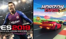 PS Plus di luglio: in arrivo Pro Evolution Soccer 2019 e Horizon Chase Turbo
