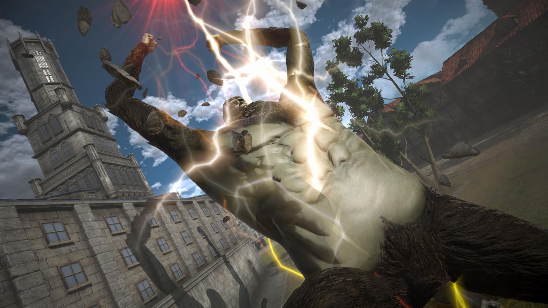 Beast Titan - Action