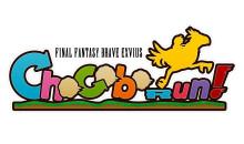 FINAL FANTASY BRAVE EXVIUS Chocobo Run su mobile Messanger di Facebook