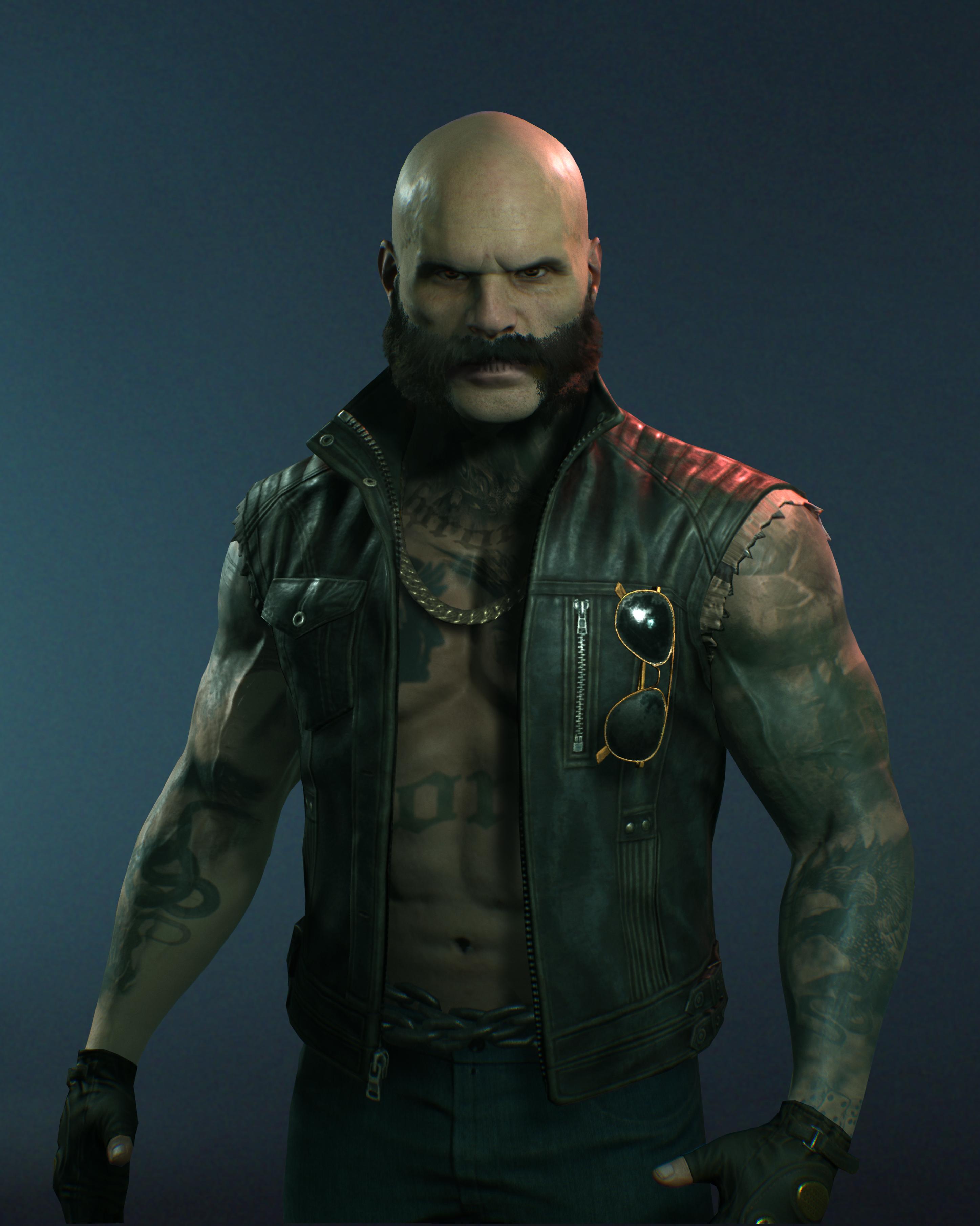 Brujah Character Screenshot