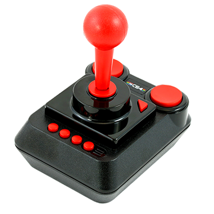 C64JoystickC