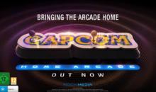 CAPCOM HOME ARCADE, la console per amanti dei classici è arrivata – Video