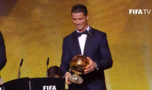 Pallone d'Oro 2014, Cristiano Ronaldo e l'urlo liberatorio: vince per il secondo anno di fila!