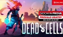 Dead Cells disponibile gratuitamente su Nintendo Switch dal 26 gennaio al 1° febbraio