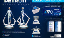 Arriva la Collectors' Edition di Detroit: Become Human