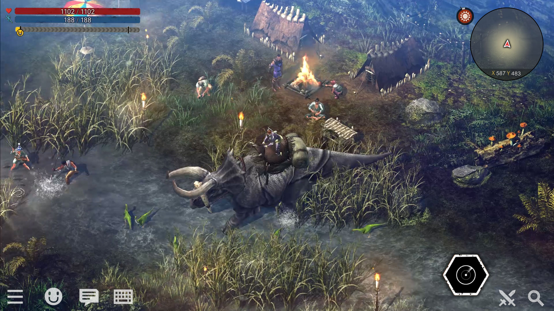 Durango Wild Lands_Screenshot 2