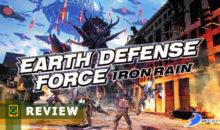 Earth Defense Force: Iron Rain, la nostra recensione