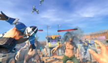 Good Goliath, l'action arcade arriva in primavera per PS VR, Oculus e Vive
