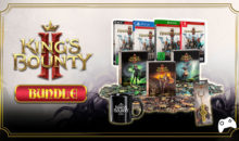KING'S BOUNTY 2, da oggi è possibile pre-ordinare la fan edition