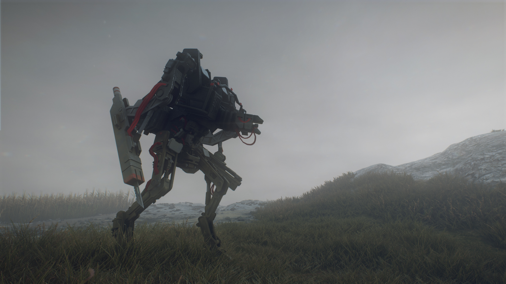 Generation Zero Screenshot Hunter 02