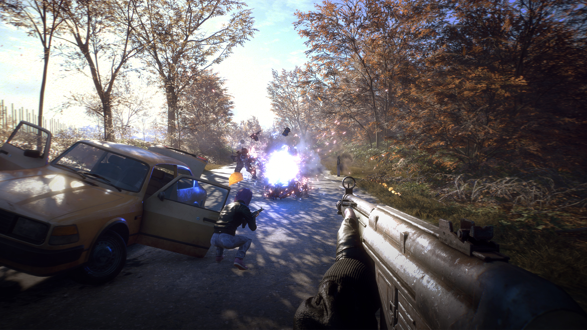 Generation Zero Screenshot Runner 05