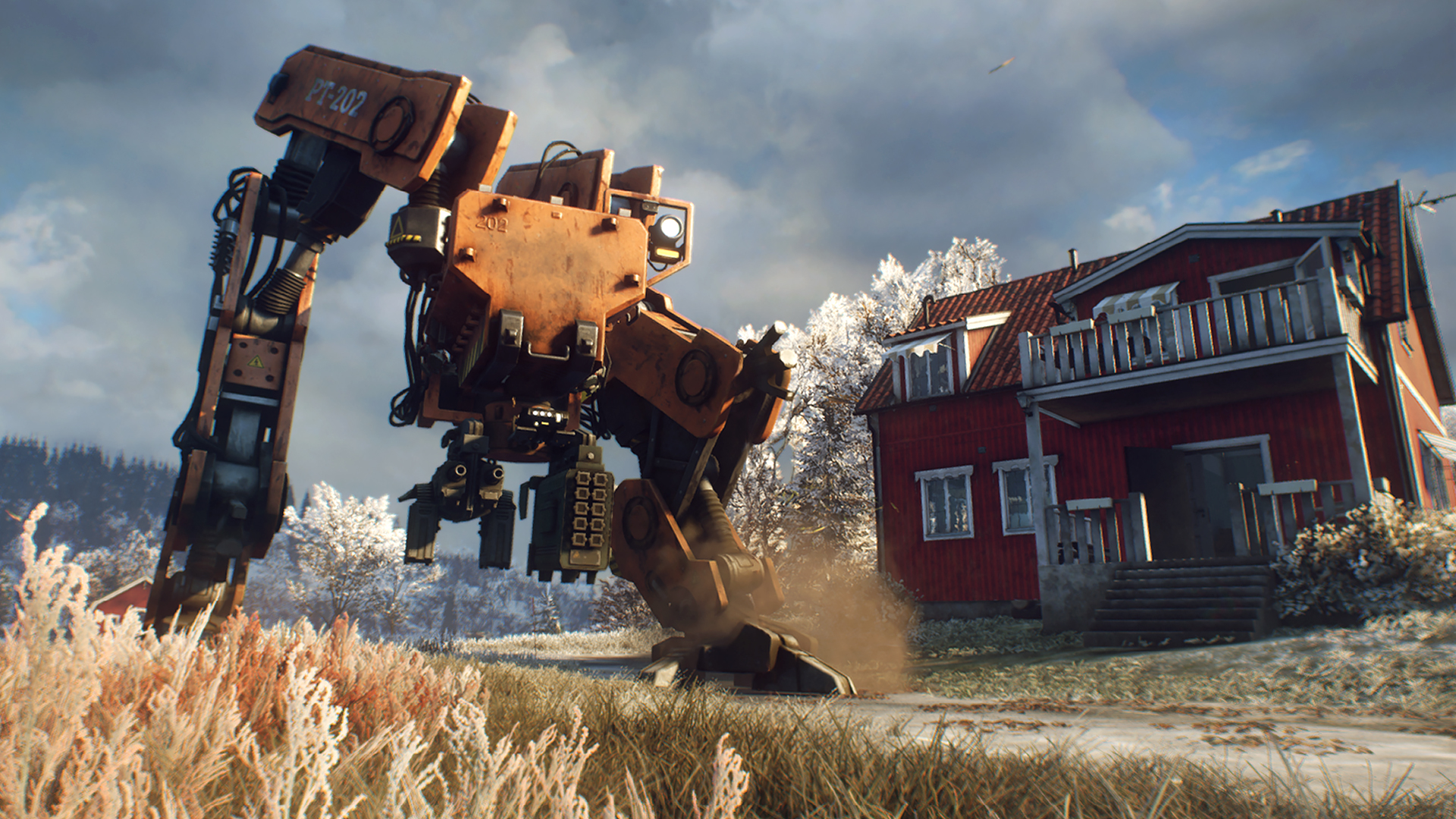 Generation Zero Screenshot Tank 02
