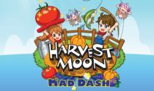 Harvest Moon: Mad Dash, data di uscita e nuovo video