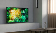 Sony presenta i nuovi televisori Full Array LED 8K, OLED 4K e Full Array LED 4K, con qualità d'immagine e funzioni audio avanzate