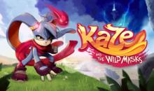 Kaze and the Wild Masks, il platform ispirato ai giochi classici degli anni 90