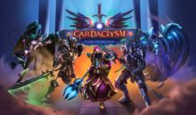 Cardaclysm: Shards of the Four, da oggi esce ufficialmente su Steam