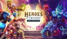 gamigo presenta il nuovo gioco di strategia a turni per dispositivi mobili Heroes of Twilight