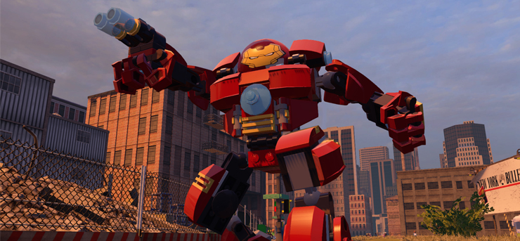 LEGO Marvel's Avengers Iron Man